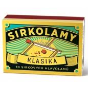 Albi Sirkolamy 6 - Klasika sirkové hlavolamy a rébusy