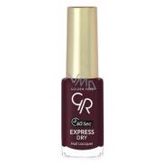 Golden Rose Express Dry 60 sec rychleschnoucí lak na nehty 58, 7 ml