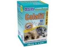 Dacom Pharma Colafit čistý kolagen pro psy a kočky 30 kostiček expirace 06/2019