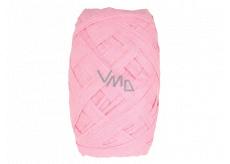Lýko papírové růžové 10 m