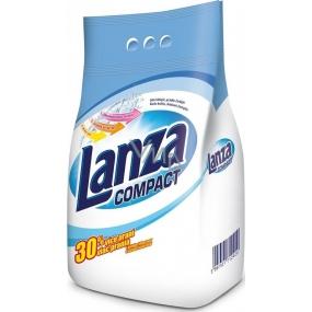 Lanza Compact prací prášek na bílé prádlo 20 dávek 1,5 kg