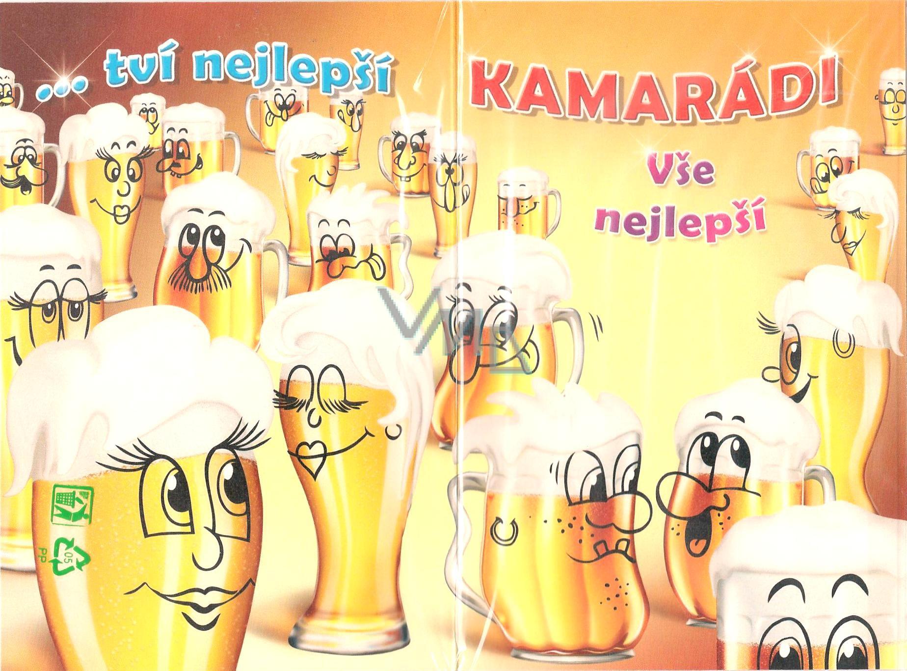 cool přání k narozeninám Nekupto Přání k narozeninám Na Tvé oslavě   VMD parfumerie   drogerie cool přání k narozeninám