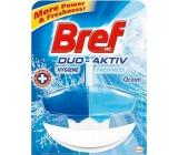 Bref Duo Aktiv Ocean tekutý WC blok komplet 50 ml