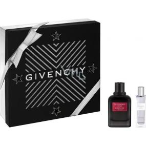 Givenchy Gentlemen Only Absolute parfémovaná voda pro muže 50 ml + parfémovaná voda 15 ml, dárková sada