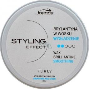 Joanna Styling Effect Brilantina vosk na vlasy 45 g