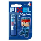 Regina Pixel Jelení lůj pomáda na rty pro kluky s příchutí Bubble Gum 2,3 g