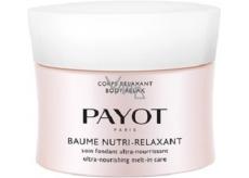 Payot Body Care Baume Nutri-Relaxant extra-vyživující zklidňující balzám 200 ml