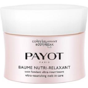 Payot Body Baume Nutri-Relaxant extra-vyživující zklidňující balzám na tělo 200 ml
