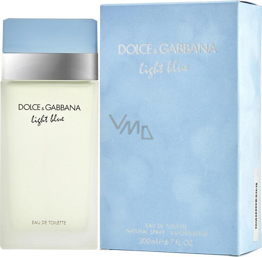Dolce   Gabbana Light Blue Eau de Toilette 200 ml - VMD parfumerie ... 2c80ac894d72