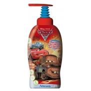 Disney Cars II 2v1 Koupelový a sprchový gel pro děti 1l expirace 5/2019