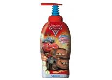 Disney Cars II 2v1 Koupelový a sprchový gel pro děti 1l expirace 09/2017