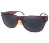 Dudes & Dudettes Sluneční brýle dětské tmavě růžové Z403P