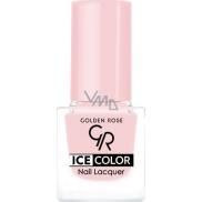 Golden Rose Ice Color Nail Lacquer lak na nehty mini 215 6 ml