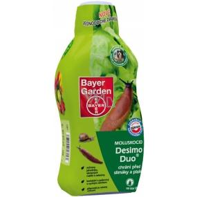 Bayer Garden Desimo Duo moluskocid chrání před slimáky a plzáky 350 g