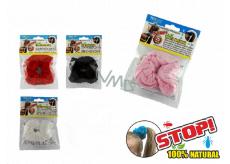 Trixline Repelentní gumička proti vším vydrží až 75 dní 20 x 110 x 160 mm různé barvy - náhodný výběr 1 kus