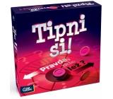Albi Tipni si! Pravda nebo lež společenská párty hra pro 2-6 hráčů, doporučený věk od 12+