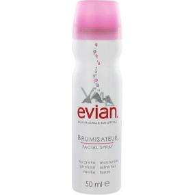 Evian Brumisateur Facial Spray minerální voda na obličej 50 ml