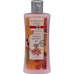 Bohemia Herbs Castanum Extrakt z kaštanu koňského regenerační sprchový gel 250 ml