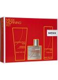 Mexx Energizing Man toaletní voda 30 ml + sprchový gel 50 ml + deodorant sprej 50 ml, dárková sada