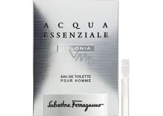 Salvatore Ferragamo Acqua Essenziale Colonia toaletní voda 1,5 ml s rozprašovačem, Vialka