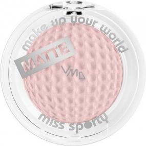 Miss Sporty Studio Colour Mono Eyeshadow Matte oční stíny 122 Elegant 2,5 g