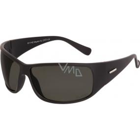Relax Maykor 1115C černé sluneční brýle