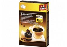 Fino Kávové filtry 80 kusů 4 velikost