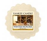 Yankee Candle Winter Wonder - Zimní zázrak vonný vosk do aromalampy 22 g