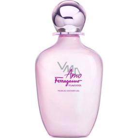 Salvatore Ferragamo Amo Ferragamo Flowerful sprchový gel pro ženy 200 ml