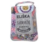 Albi Skládací taška na zip do kabelky se jménem Eliška 42 x 41 x 11 cm