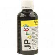 JP arts Barva na textil na světlé materiály, základní odstíny 12. Černá 50 g