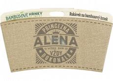 Albi Rukávek na bambusový hrnek Alena