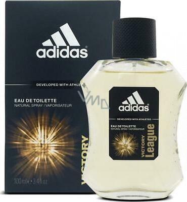 Carteles recomendar Nacional  Adidas Victory League EdT 100 ml men's eau de toilette - VMD ...