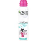 Garnier Mineral Invisible Fresh Scent 48h antiperspitant deodorant sprej pro ženy 150 ml
