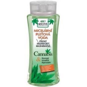 Bione Cosmetics Bio Cannabis micelární pleťová voda 255 ml