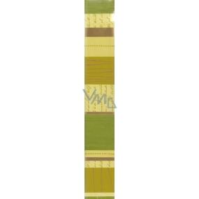 Nekupto Balící papír Klasik zelený 70 x 150 cm 597 50 BF