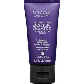 Alterna Caviar Replenishing Moisture Shampoo Mini šampon pro trvalou hydrataci a ochranu 40 ml