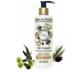 Jeanne en Provence Divine Olive tělové mléko 250 ml