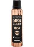 Dermacol Men Agent Sensitive Feeling deodorant sprej pro muže 150 ml
