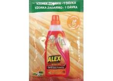 DÁREK Alex Ochranný čistič sáček 1 dávka 70 ml