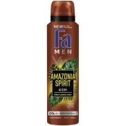 Fa Men Brazilian Vibes Amazonia Spirit deodorant sprej pro muže 150 ml