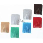 Plastic Nova PTN háček na ručníky samolepící obdélník 2 kusy