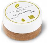 Aromatica Bebutter Bio Citronová tráva tělový peeling 80 g