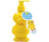 Moje Kachna Žlutý meloun tekuté mýdlo dávkovač 250 ml