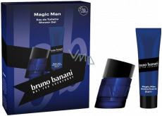 Bruno Banani Magic toaletní voda pro muže 30 ml + sprchový gel 50 ml, dárková sada