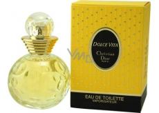 Christian Dior Dolce Vita toaletní voda pro ženy 50 ml