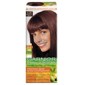 Garnier Color Naturals Créme barva na vlasy 6.25 Světlá ledová mahagonová