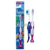 Abella Delfi zubní kartáček pro děti 1 kus FA611