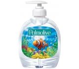Palmolive Aquarium tekuté mýdlo s dávkovačem 300 ml