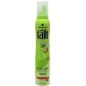 Taft Volume Mega Strong mega silná fixace pěnové tužidlo 250 ml